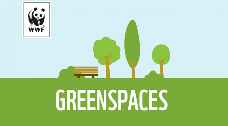 WWF Greenspaces: Η «πράσινη» εφαρμογή