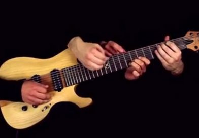 Πολλά χέρια, μια κιθάρα, παίζουν Metallica (βίντεο)