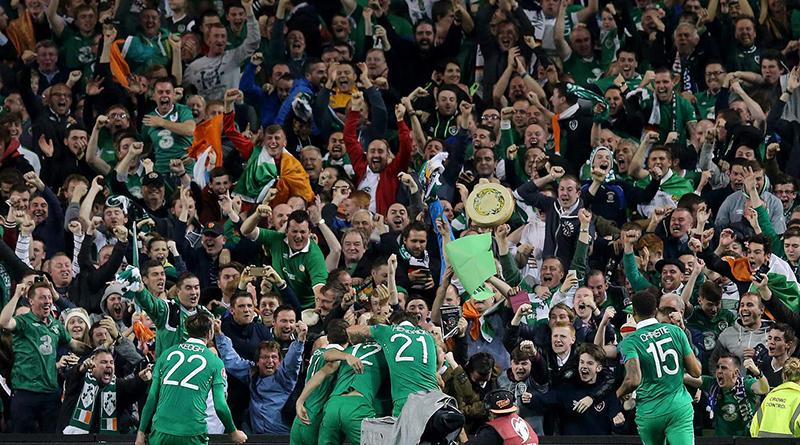 Ireland-fans-celebrate-Germany