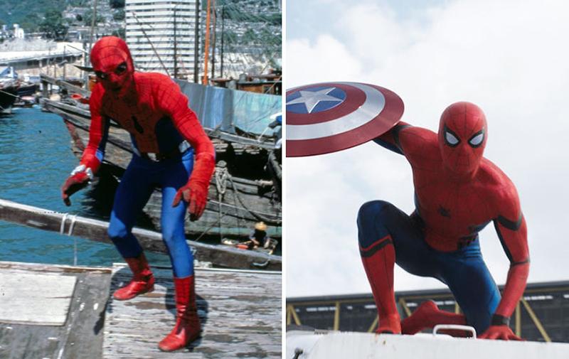Spider-Man – 1977 vs. 2016