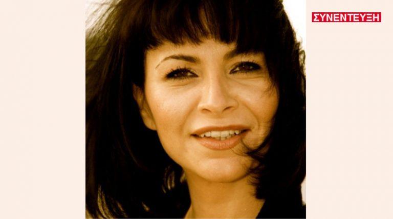 Νεκταρία Γιαννουδάκη: «Στο θέατρο δεν υπάρχει συνταγή»