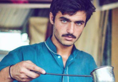 Ο Πακιστανός που έγινε μοντέλο χάρη στο Instagram!