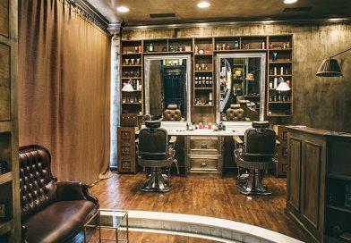 Los Barberos: Υπόθεση καθαρά ανδρική