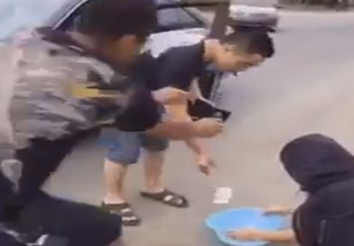 Ο κλέψας του κλέψαντος… (βίντεο)