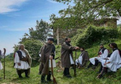 «Έξοδος 1826»: Η πρώτη ιστορική ελληνική ταινία μετά από 40 χρόνια κάνει πρεμιέρα στις 25 Ιανουαρίου