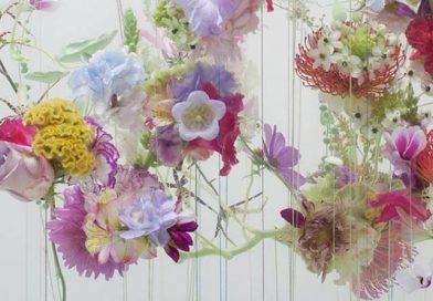Υποβρύχιο μπαλέτο λουλουδιών!