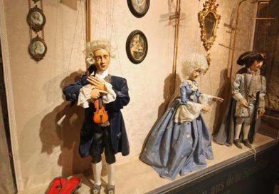 Το μουσείο με τις μαριονέτες