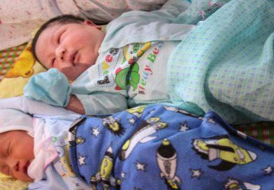 Βιετναμέζα γέννησε μωρό – γίγαντα 7,1 κιλών!
