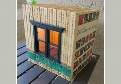 Δωμάτια μέσα σε βιβλία!
