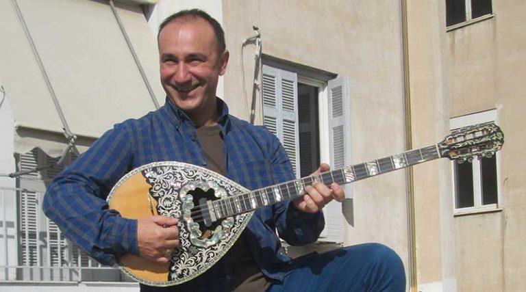 Γιώργος Αλτής: «Λειτουργώ αυθόρμητα»