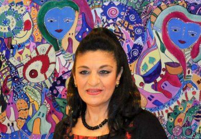 Ευδοξία Παπασάββα: «Η Τέχνη καταργεί φοβίες»